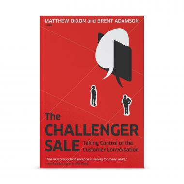 Book - The Challenger Sale