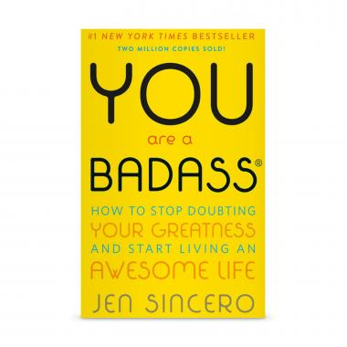 Book - You Are a Badass®