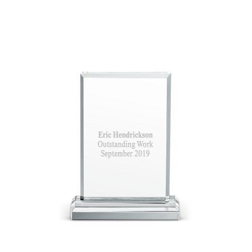 The Napoleon Crystal Award - 2.75