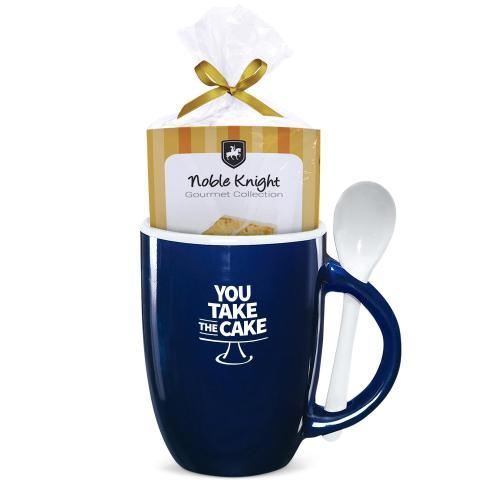 Making a Difference Cake Mug