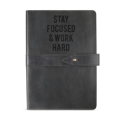 Stay Focused. Work Hard. - Crios Journal