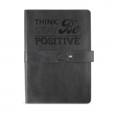 Think Positive. Be Positive. Stay Positive. - Crios Journal