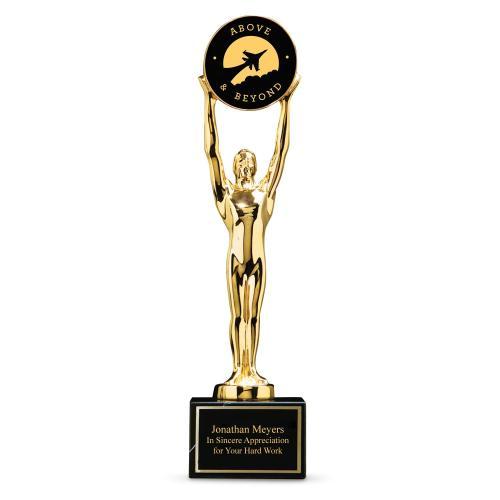 Gold Champion Marble Award