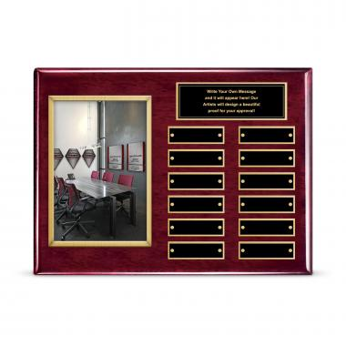 Photo Perpetual Plaque