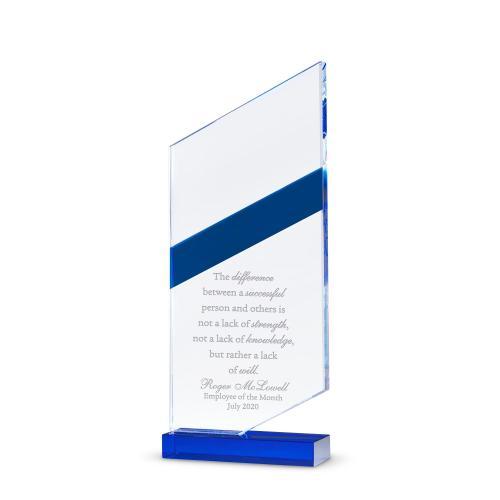 Notch Crystal Award