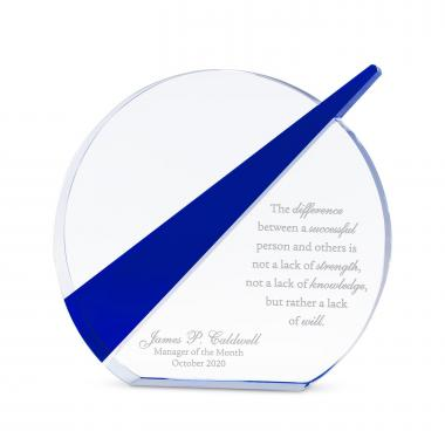 Slice Crystal Award