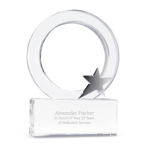 Celebrity Crystal Award
