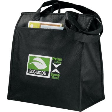 Big Grocery Insulated Non-Woven Tote