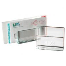 Office Supplies - Clearance Atrium Glass Letter Holder