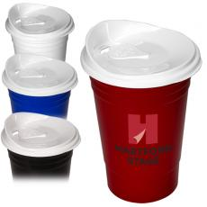 Office Supplies - Econo Everlasting Party Cup With Lid