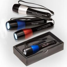 Pens, Pencils & Markers - Two-Tone 3 LED Torch