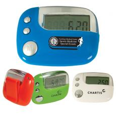 Sports & Outdoors - Quantum Fitness Pedometer