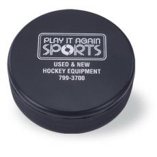 Health & Safety - Hockey Puck Stress Reliever
