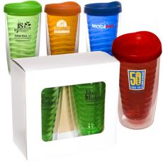 Home & Family - Avalon Tinted Tumbler Set