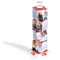 Tradeshow & Event Supplies - Spinning Billboard Single Stack