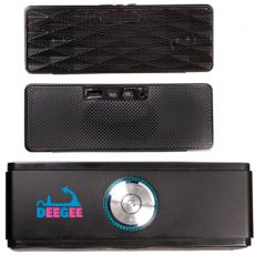 Office Supplies - Bluetooth<sup>®</sup> Mini-Boom Speaker/FM Radio