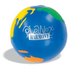 Sports & Outdoors - Multi-Color Globall Stress Reliever