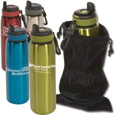 Apparel - Click 'N Sip bottle With Pouch