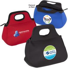 Health & Safety - Zippered Neoprene Lunch Tote
