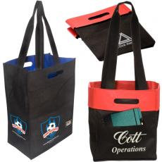 Sports & Outdoors - Fold 'n Tote Shopper - 80GSM