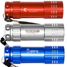Apparel - Pocket 9 LED Torch
