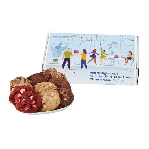 Remote Working Gourmet Cookie Pack