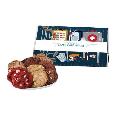 Healthcare Heroes Gourmet Cookie Pack