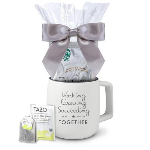 Coffee & Tea Mug Gift Set