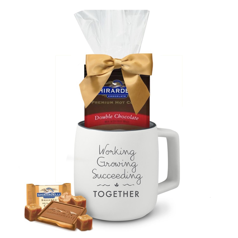 Employee Gifts Coffee Tea Mug Gift Set 777690