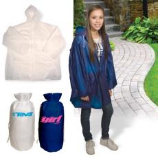Sports & Outdoors - Rain Slicker-In-A-Bag