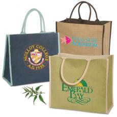 Health & Safety - Super Jute Tote