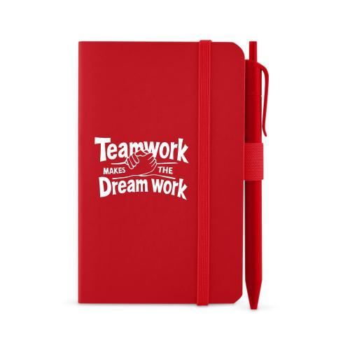 Value Mini Journal - Teamwork Dream Work