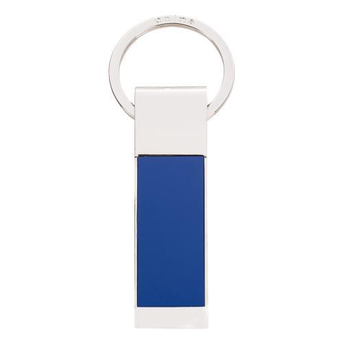 Two-Tone Rectangle Key Tag