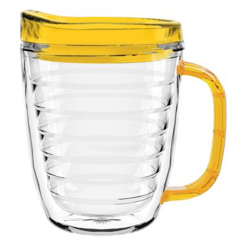 12 Oz. Tritan™ Coffee Mug With Lid