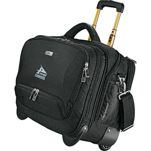 High Sierra® Integral Wheeled Computer Briefcase