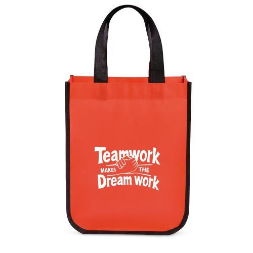 Value Tote Bag - Teamwork Dream Work