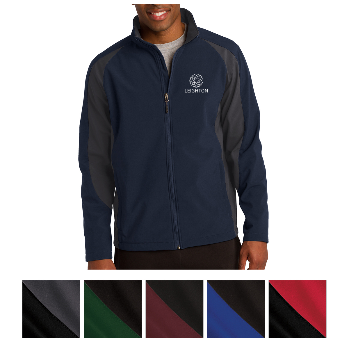 Jackets Sport Tek Colorblock Soft Shell Jacket 0st970bkigxs A sport coat, also called a sport jacket (sports coat or sports jacket in american english), is a men's smart casual lounge jacket designed to be worn on its own without matching trousers, traditionally for sporting purposes. successories
