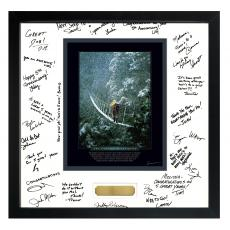 Retirement Gifts - Courage of Integrity Framed Signature Motivational Poster