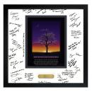 Essence of A New Day Framed Signature Motivational Poster
