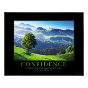 Confidence Tree Motivational Poster