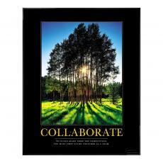 Best Sellers - Collaborate Grove Motivational Poster