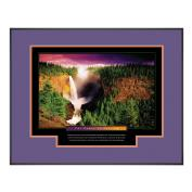Power of Passion Framed Motivational Poster