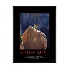 Achievement Tree Mini Motivational Poster  (732808)
