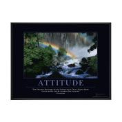 Attitude Rainbow Mini Motivational Poster  (732899)