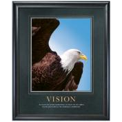 Vision Eagle Motivational Poster