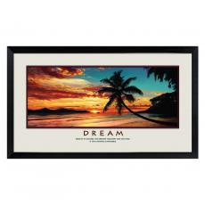Lifescapes - Dream Beach Motivational Poster