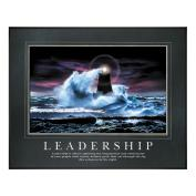 Leadership Lighthouse Motivational Poster Classic (734902) - $139.99