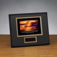 Framed Award - Power of Attitude Framed Award