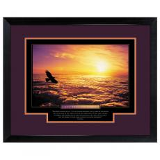 The Sky's the Limit Framed Motivational Poster