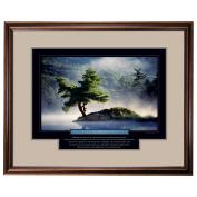 The Gift of Individuality Framed Motivational Poster (737786), Closeout and Sale Center